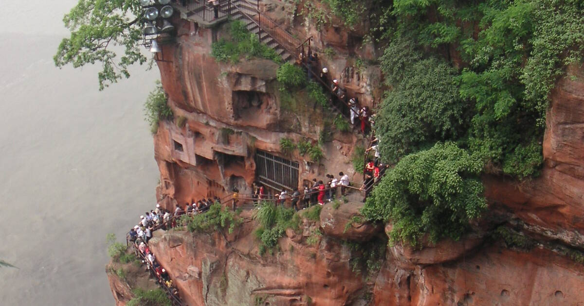 Mount Emei Scenic Area, Including Leshan Giant Buddha