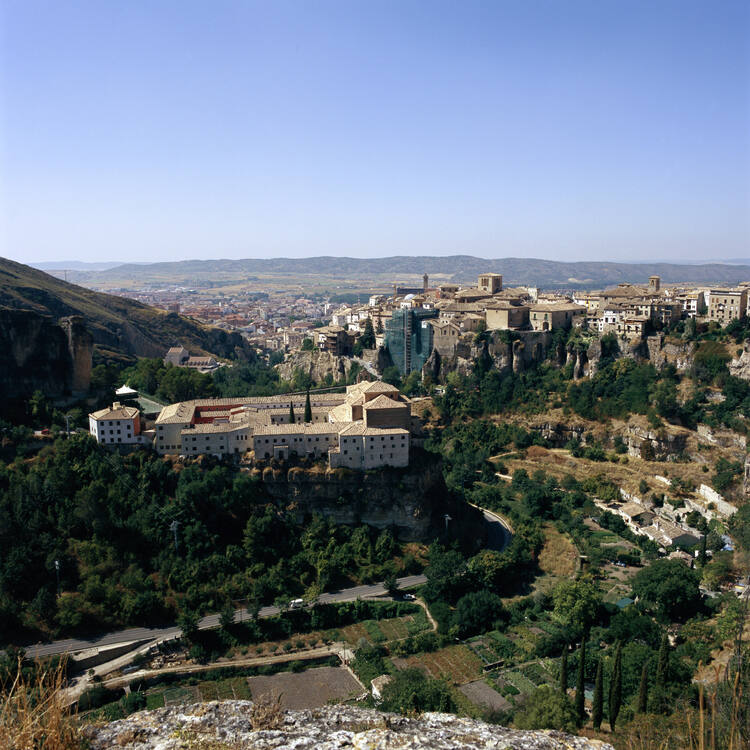 Historic Walled Town of Cuenca - UNESCO World Heritage Centre