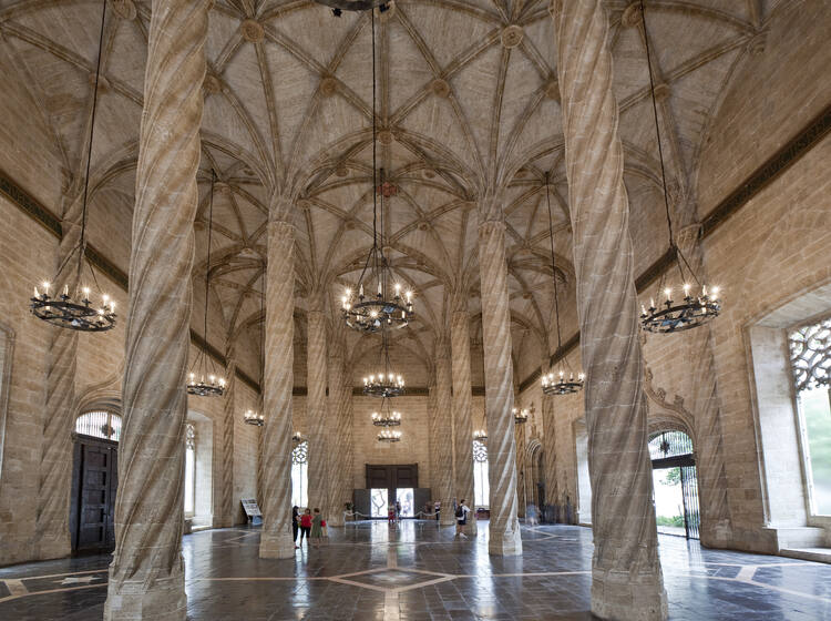 La Lonja de la Seda de Valencia - UNESCO World Heritage Centre