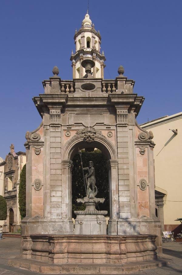 Historic Monuments Zone Of Queretaro Unesco World Heritage Centre
