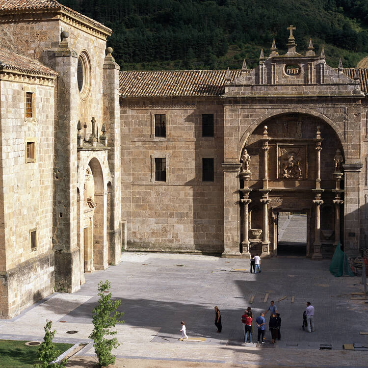 San Millán Yuso and Suso Monasteries - UNESCO World Heritage Centre