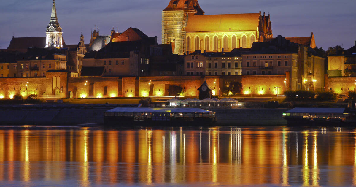 Medieval Town of Toruń - UNESCO World Heritage Centre