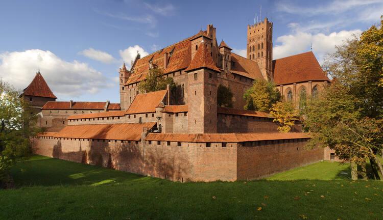 Image result for malbork castle