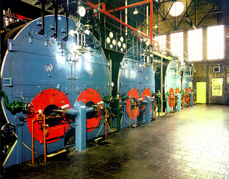 Ir D F Woudagemaal D F Wouda Steam Pumping Station