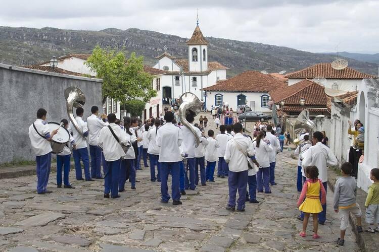 Historic Centre Of The Town Of Diamantina Unesco World Heritage Centre