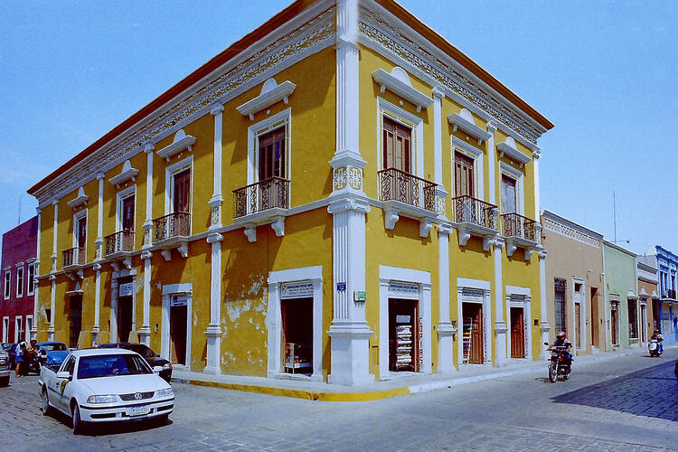 historic fortified town of campeche unesco world heritage centre