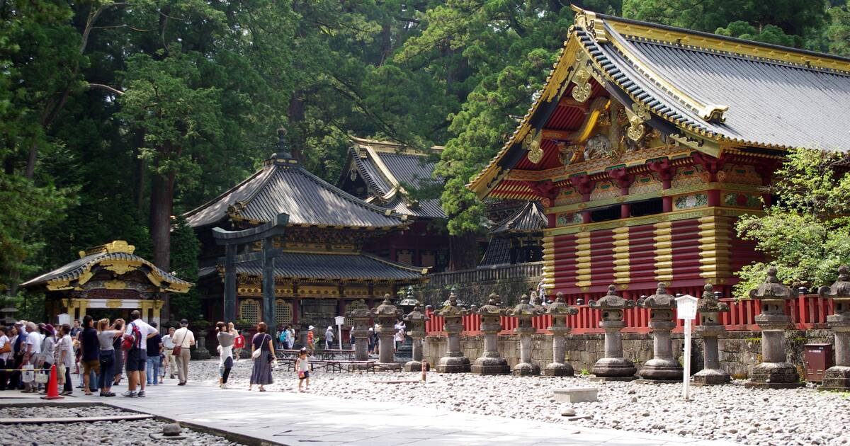 aprendiz Carnicero ignorancia  Shrines and Temples of Nikko - UNESCO World Heritage Centre