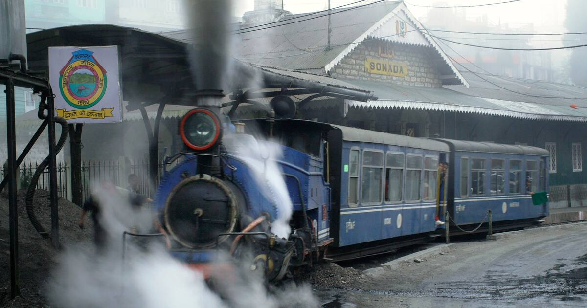 Mountain Railways of India - UNESCO World Heritage Centre