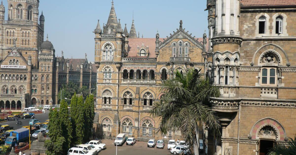 Chhatrapati Shivaji Terminus (formerly Victoria Terminus