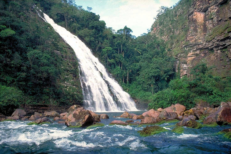 jau natinal park Travel the world better flights to jau national park starting at $27002 from airlines such as american airlines, delta, united, jetblue, frontier, and more expedia price guaranteed.