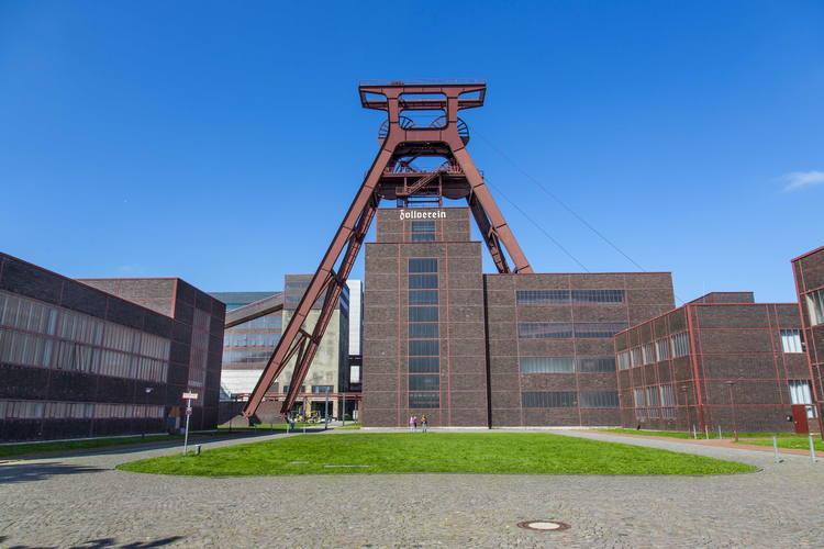 Map Of Zollverein Germany.Zollverein Coal Mine Industrial Complex In Essen Unesco World