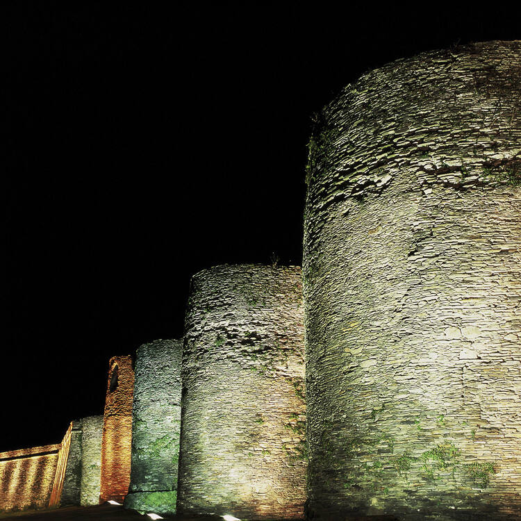 Roman Walls of Lugo - UNESCO World Heritage Centre