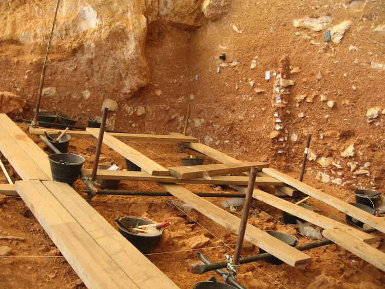 Archaeological Site Of Atapuerca Unesco World Heritage Centre