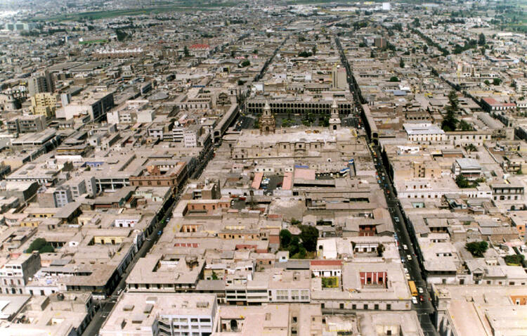 Historical Centre of the City of Arequipa - UNESCO World Heritage Centre