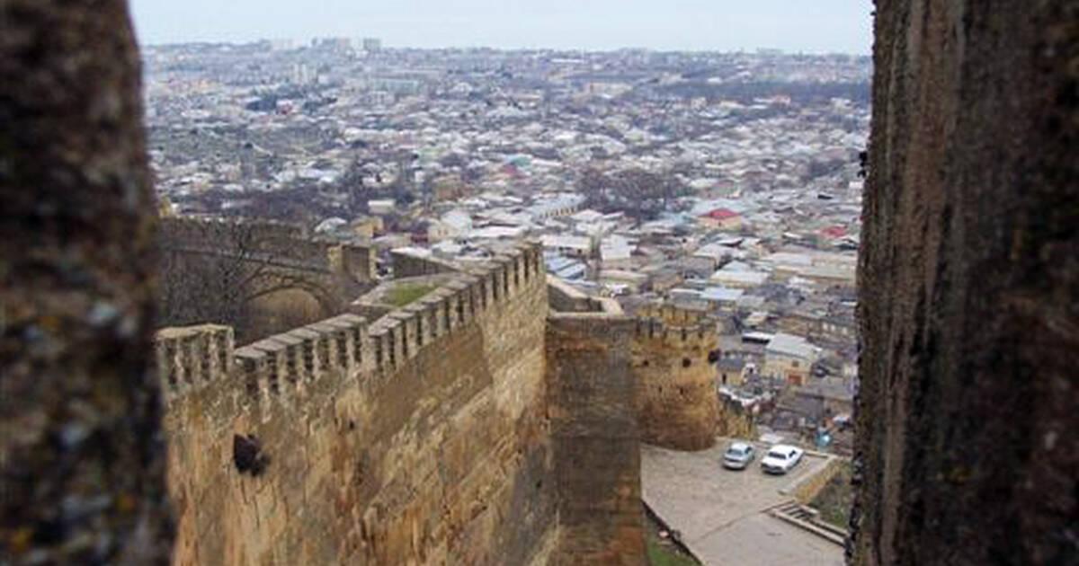 Citadel, Ancient City and Fortress Buildings of Derbent