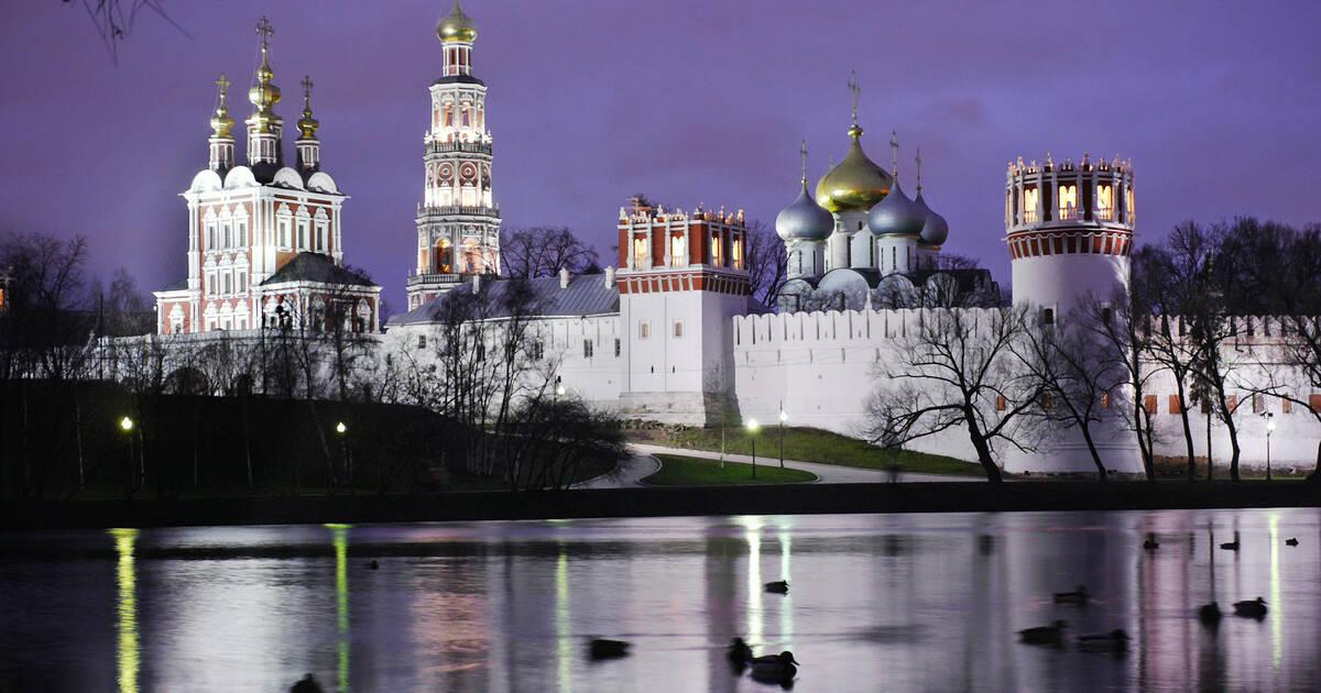 Ensemble of the Novodevichy Convent