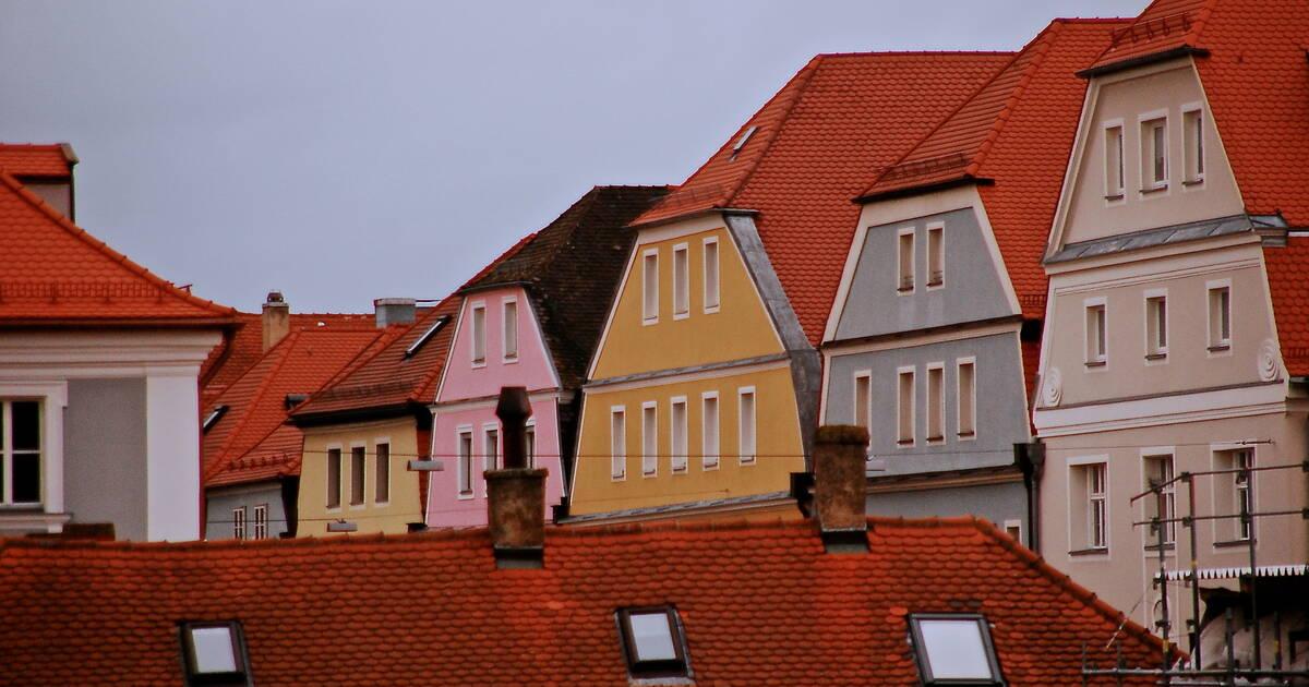 Regensburg – középkori emlékek