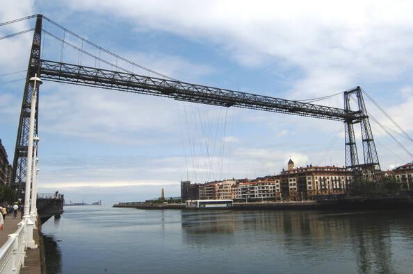Бискайский мост транспортер транспортеры 3935