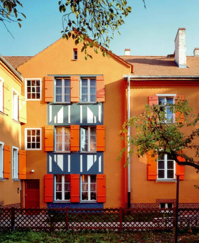 Berlin Modernism Housing Estates Unesco World Heritage Centre