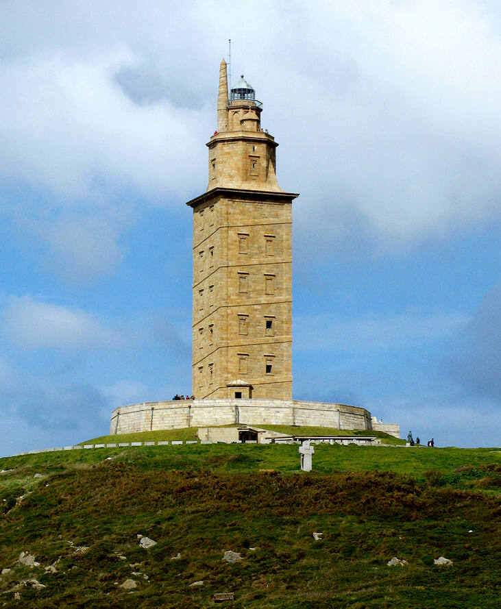 tower of hercules unesco world heritage centre