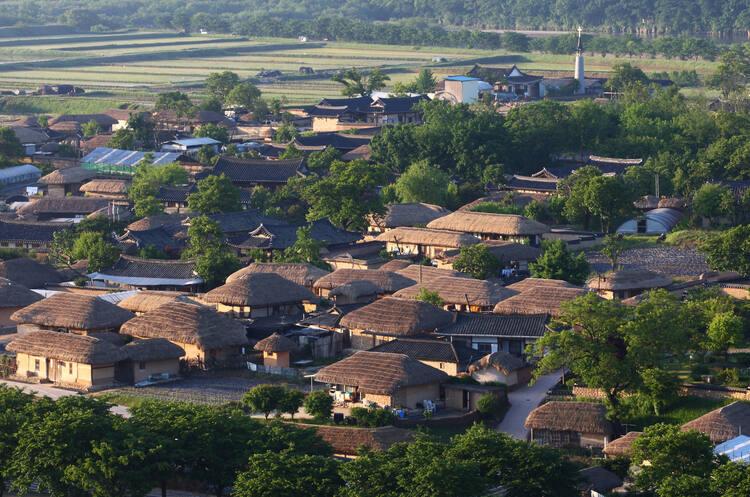Villages historiques de Corée : Hahoe et Yangdong - UNESCO World ...