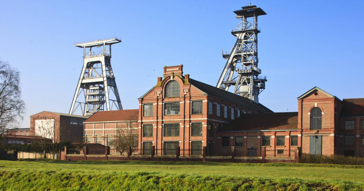 Image result for Nord-Pas de Calais Mining Basin