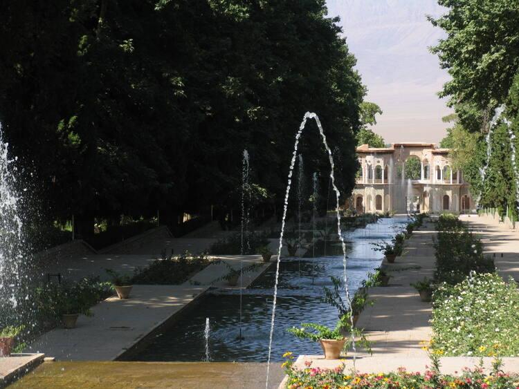 The Persian Garden ...
