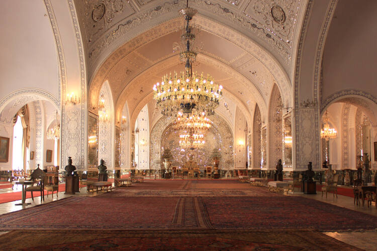 Palais Du Golestan Unesco World Heritage Centre