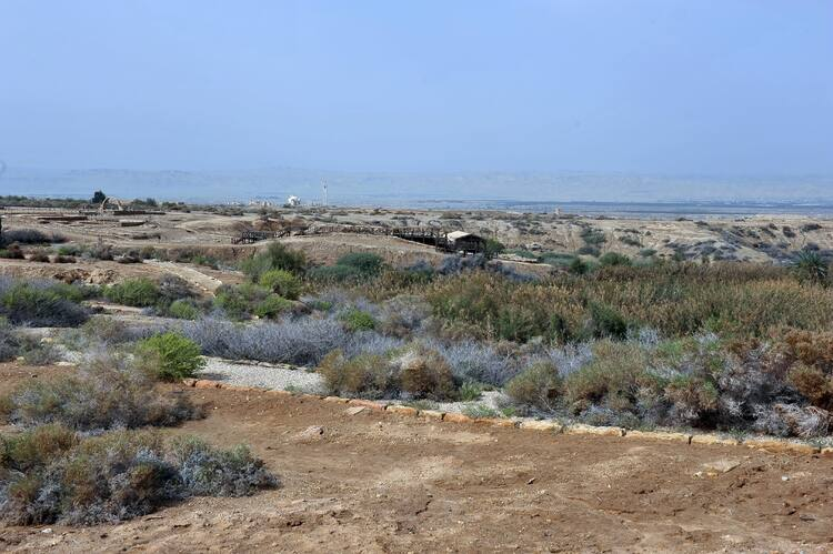 "babcc5b8f92dc0 Baptism Site ""Bethany Beyond the Jordan"" (Al-Maghtas) - UNESCO World ..."