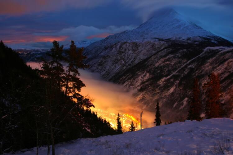 Rjukan Notodden Industrial Heritage Site Unesco World