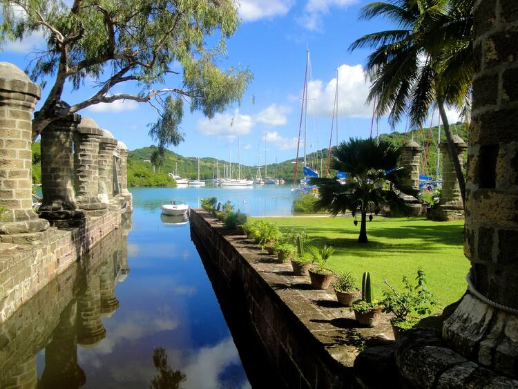 Antigua Naval Dockyard And Related Archaeological Sites Unesco
