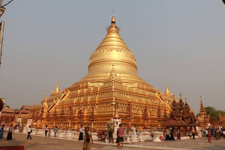 Heritage Bagan Temples
