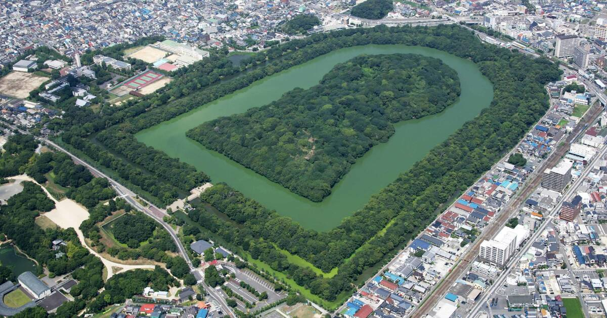 Mozu-Furuichi Kofun Group: Mounded Tombs of Ancient Japan
