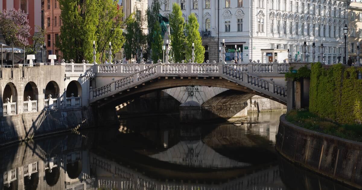 The works of Jože Plečnik in Ljubljana – Human Centred Urban Design